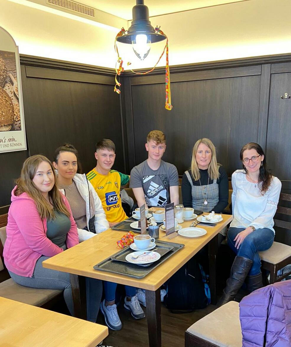 Sligo Ireland zu Gast in Kempten